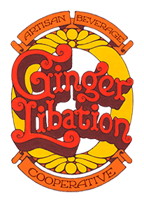 Ginger Libation logo